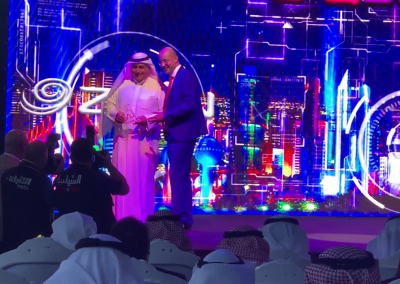 HayatCEO at Kuwait Tech Expo